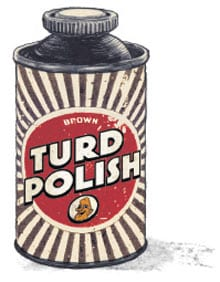 SEO is not Turd Polish