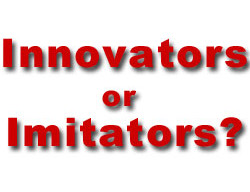 Social Media Innovators or Imitators?