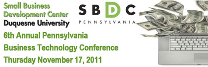 Duquesne Small Business Tech Conference