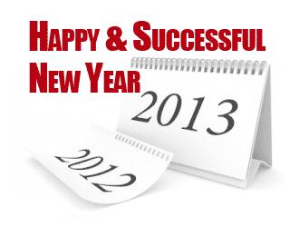Happy & Successful New Year