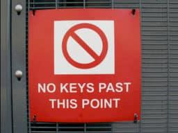 No Keywords