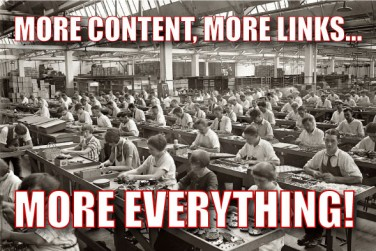 Do You Really Need to Blog Every Day for Fresh Content?