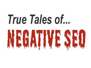Negative SEO Reality Check