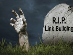 Link Building Still Lives