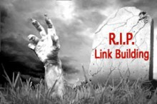 Link Earning Is The Future, But Link Building Is Not Dead Yet