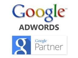 Certified Google Adwords Partner