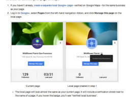 Connect Google+ and Maps Listings